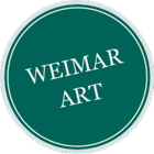 Weimar Art Button